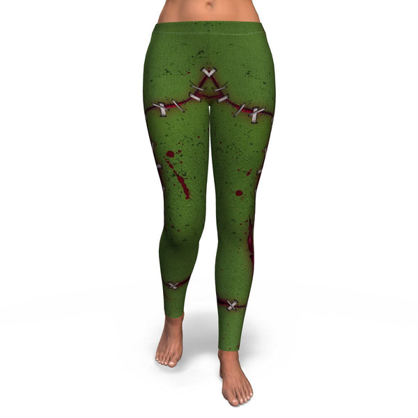 Frankenstein Inspired Leggings