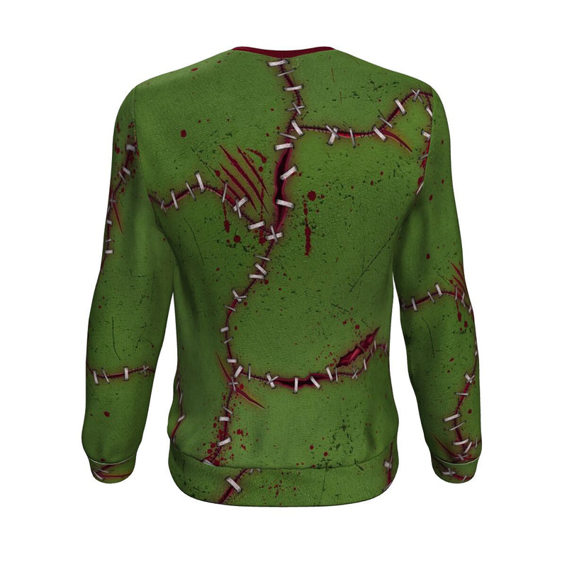 Frankenstein Inspired Sweatshirt