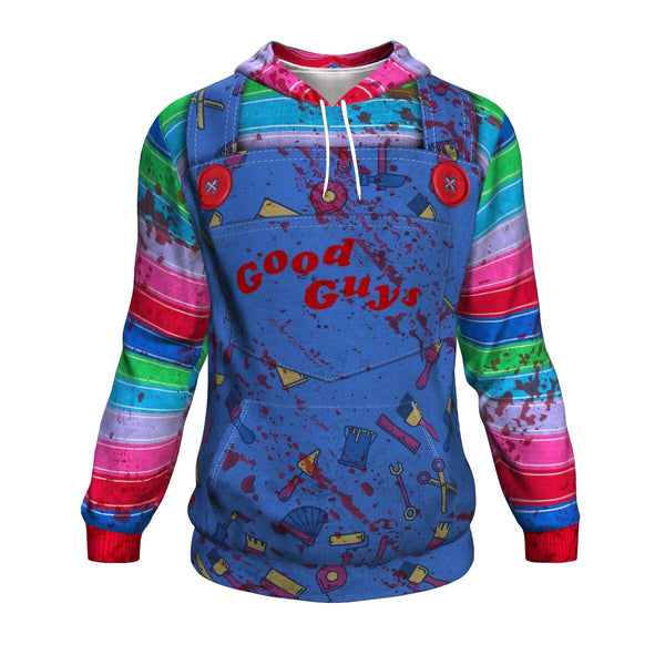 Chucky Inspired Hoodie