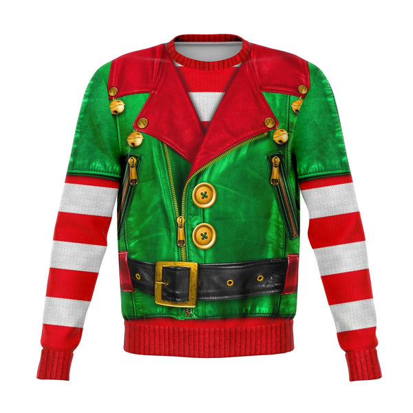 Elf Sons of Santa - Athletic Sweatshirt