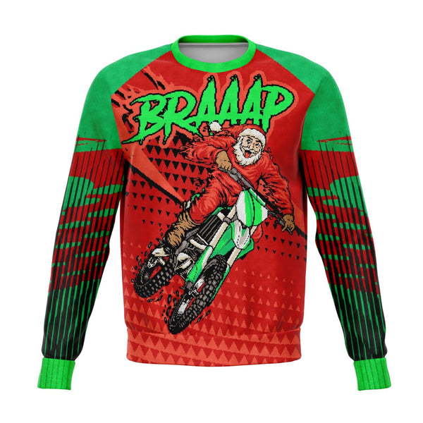 BRAAAP - Athletic Sweatshirt