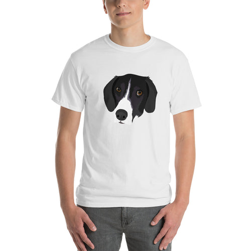 Print your pet on a Short-Sleeve T-Shirt