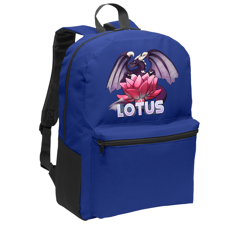 Little Kelly Lotus Nation Backpack