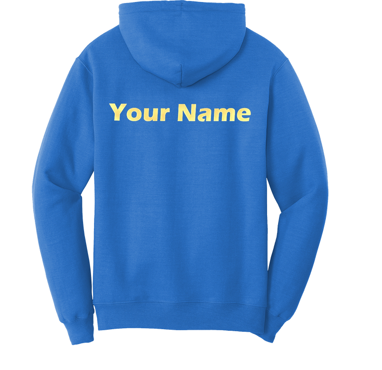 Personalized Video Edition, Myth Dragons Custom Name Hoodie