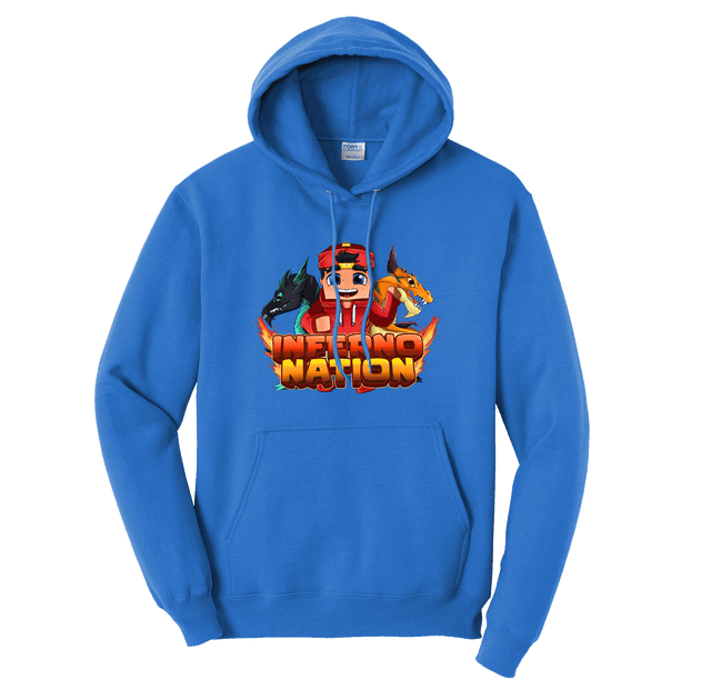 Inferno Nation Hoodie