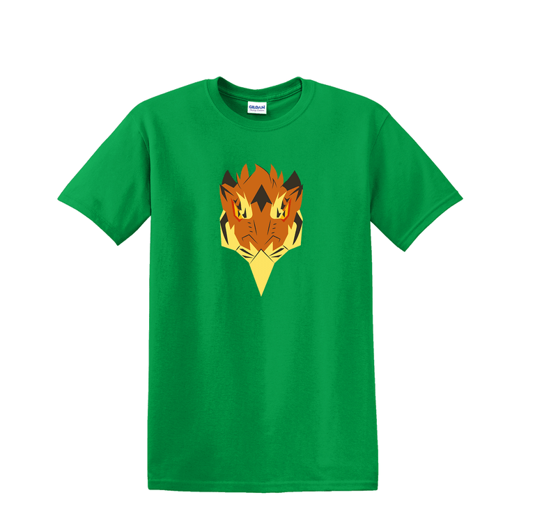 Tigris Dragon Tee