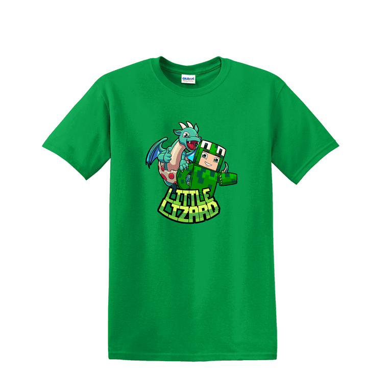 Little Lizard Tee