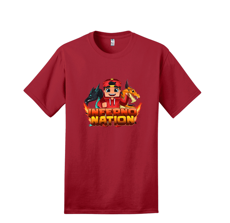 Inferno Nation Tee