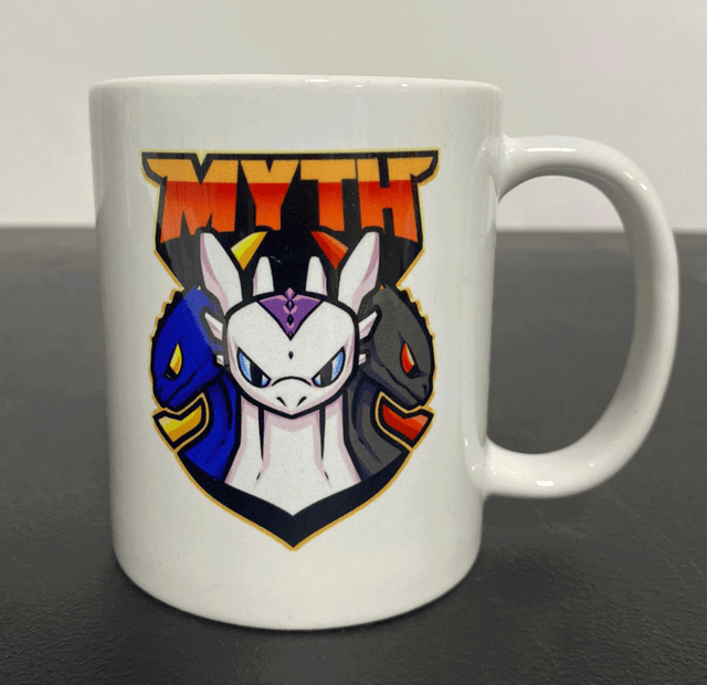 Myth Emblem 11oz, 2 sided MUG