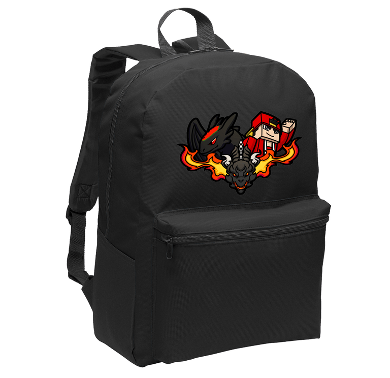Ropo Dragons Backpack