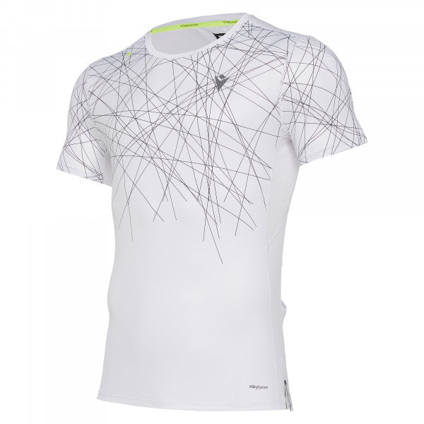 Men's Running T-Shirt Patrick White
