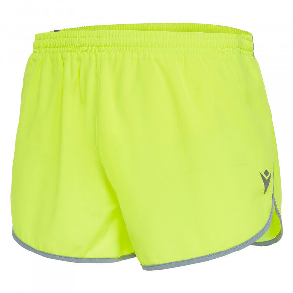 Men's Running Micro Shorts Daniel Neon Yellow