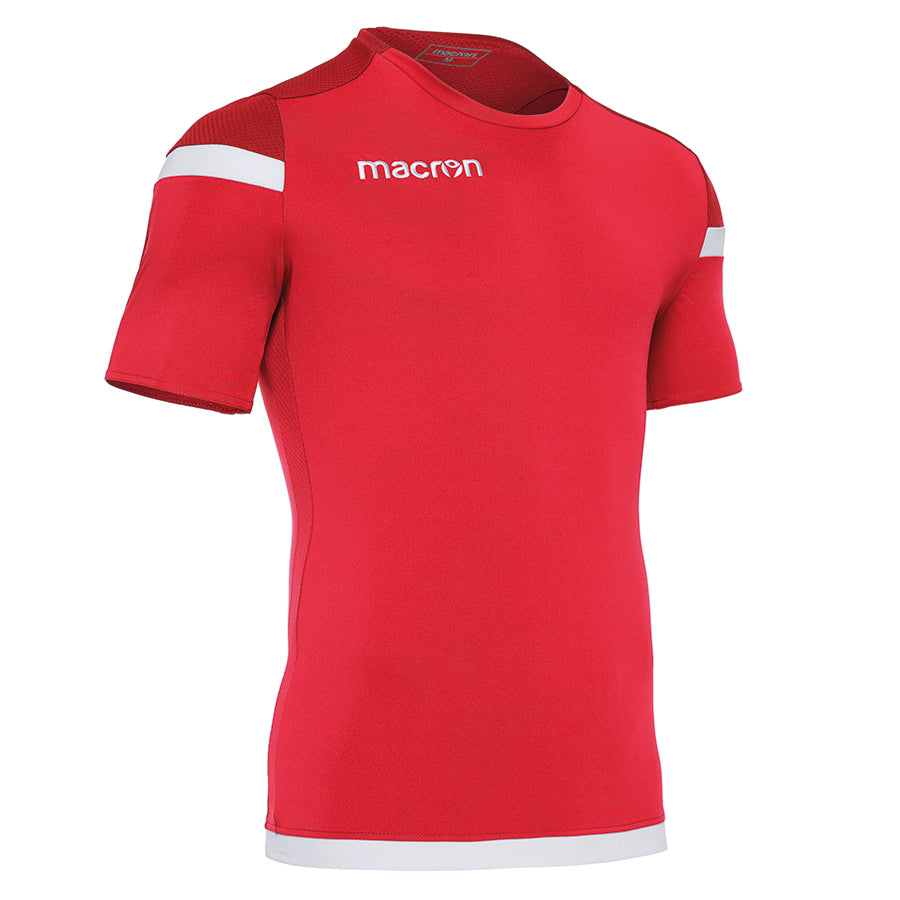 Titan Shirt Red/White