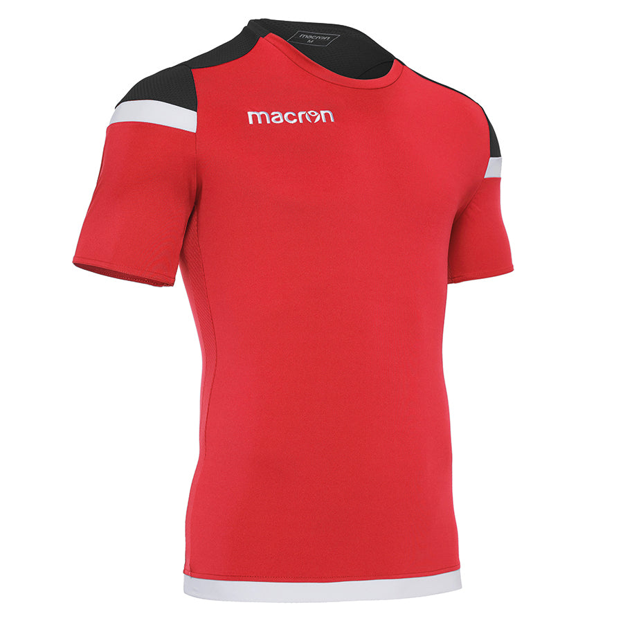 Titan Shirt Red/Black/White