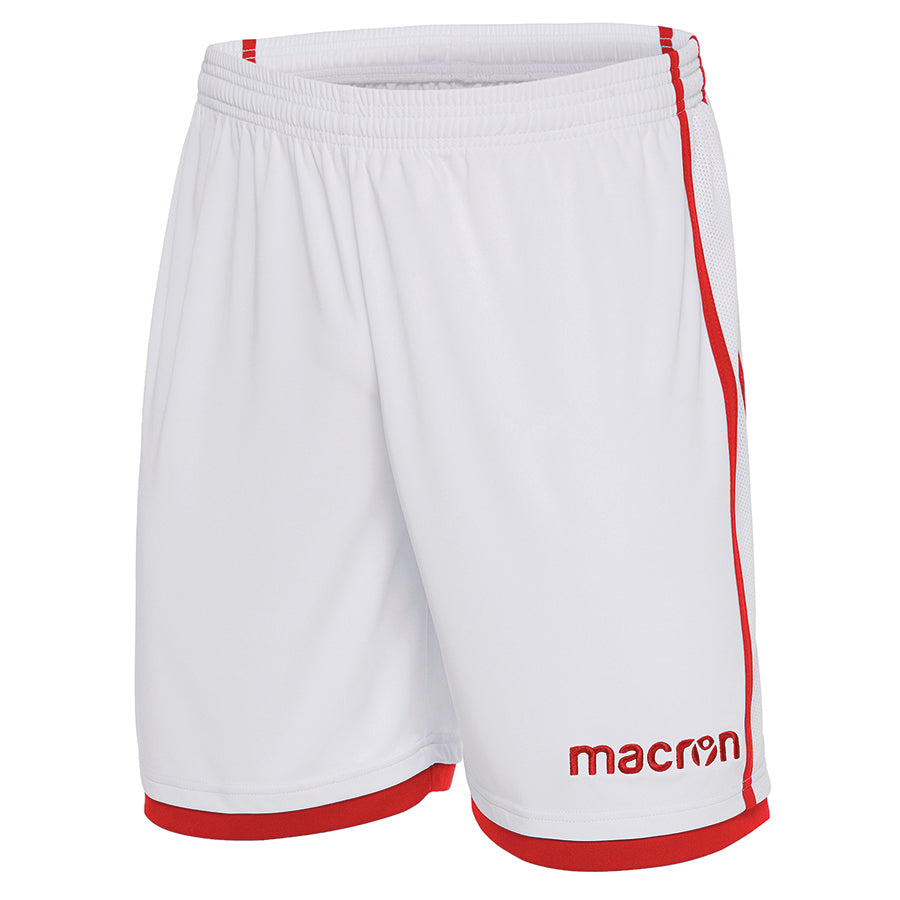 Algol Shorts White/Red