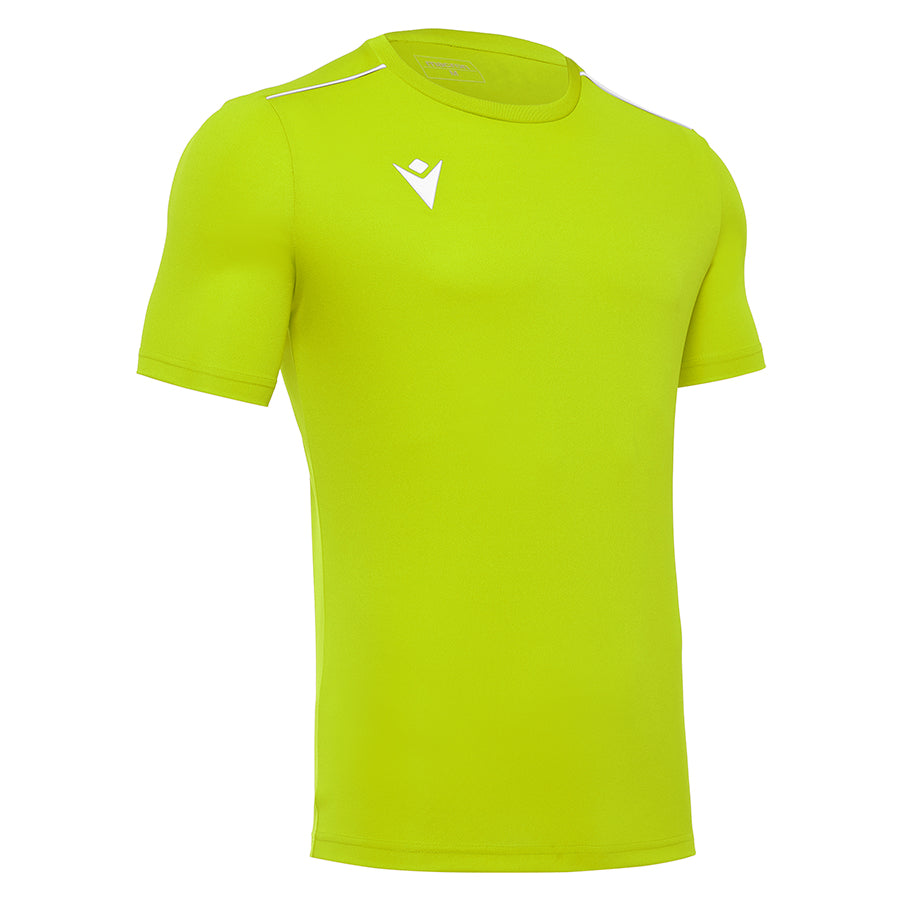 Rigel Hero Shirt Neon Yellow