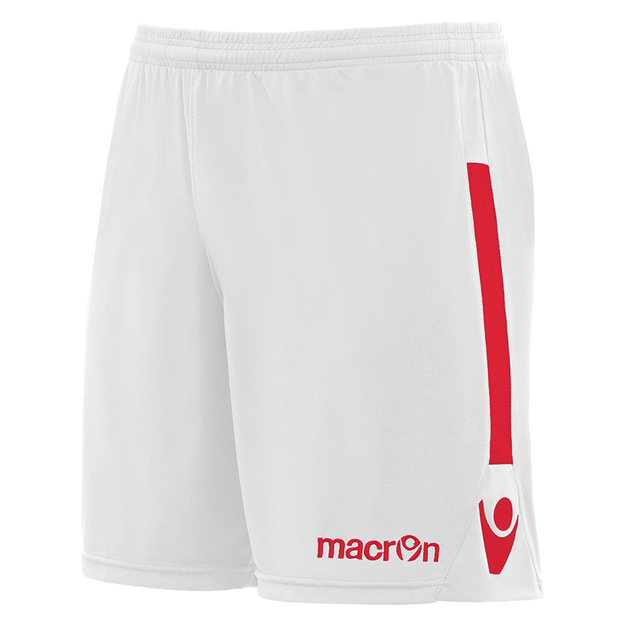 Elbe Shorts White/Red