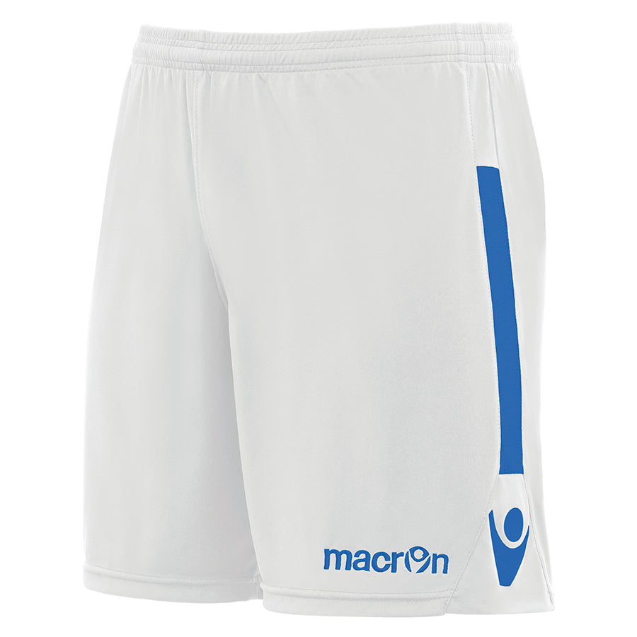 Elbe Shorts White/Royal Blue