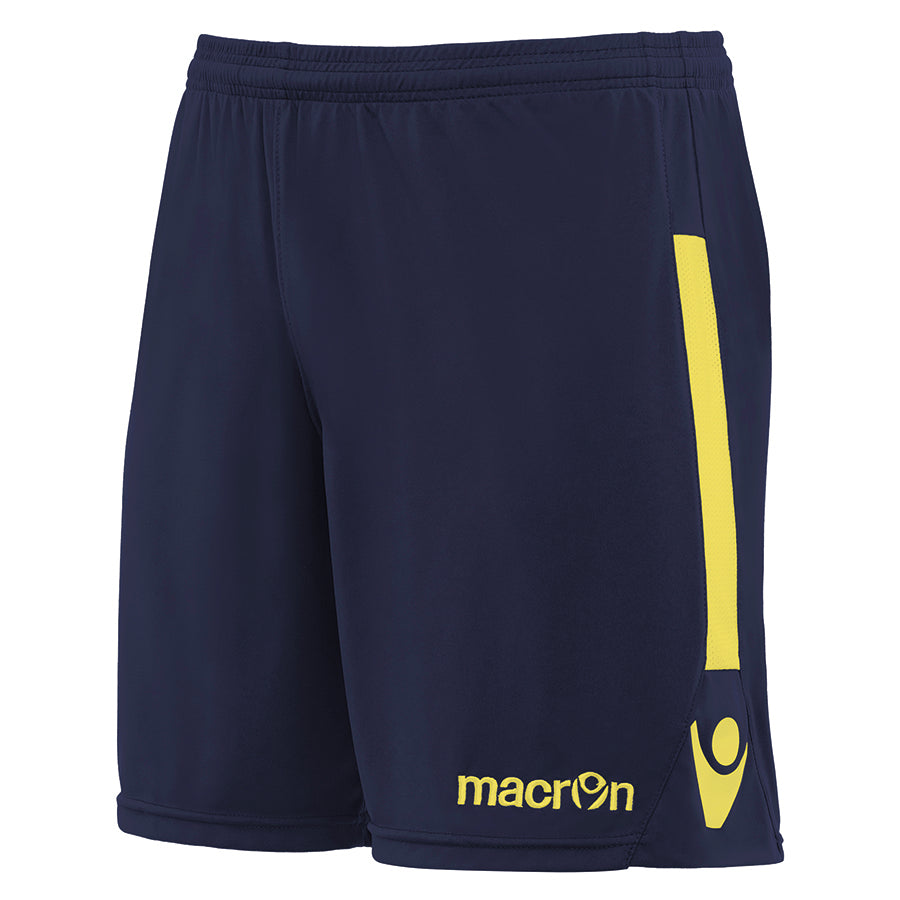 Elbe Shorts Navy/Yellow