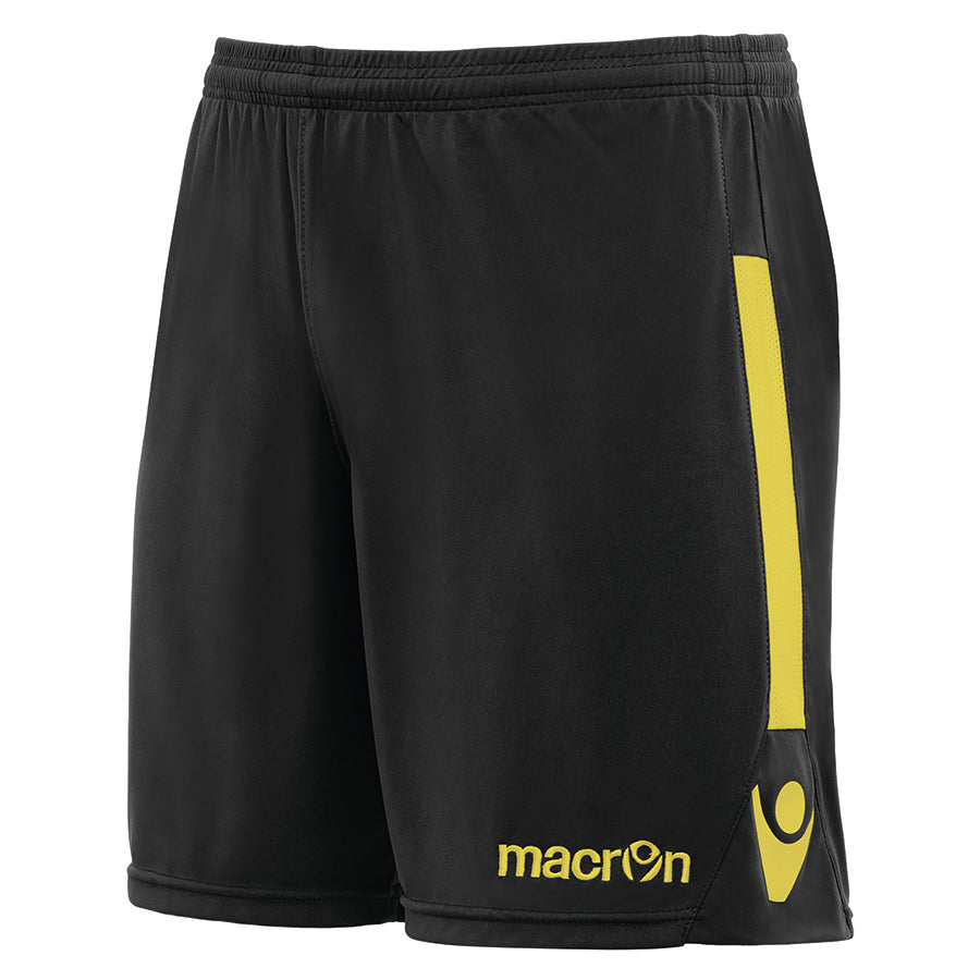 Elbe Shorts Black/Yellow