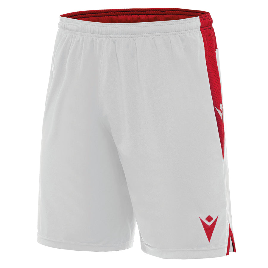 Tempel Shorts White/Red