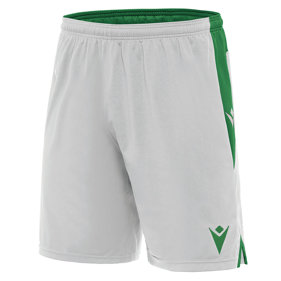 Tempel Shorts White/Green