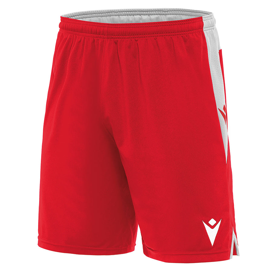 Tempel Shorts Red/White