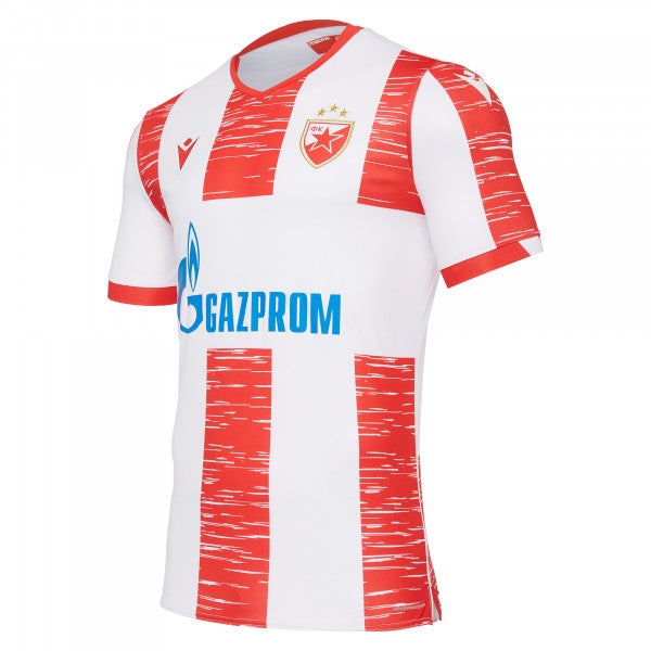 Red Star Belgrade 2020/21 home shirt