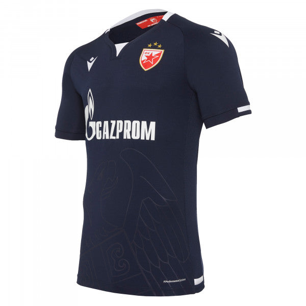 Red Star Belgrade 2020/21 away shirt