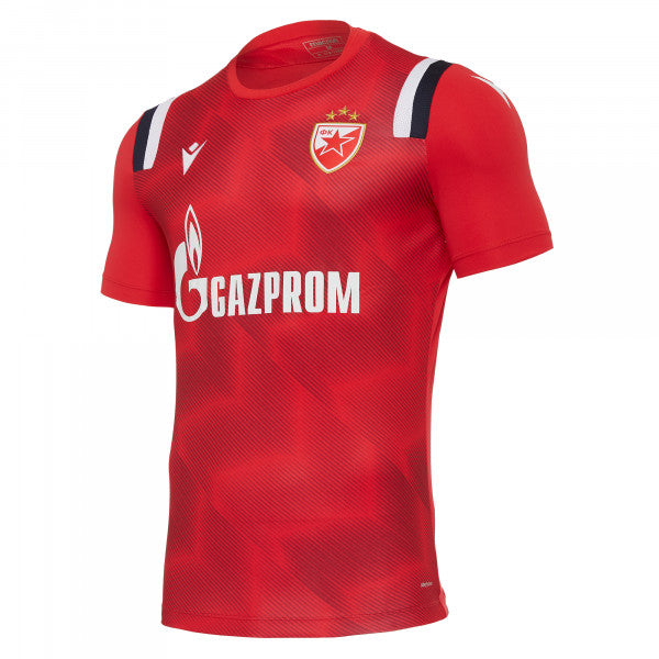 Red Star Belgrade 2020/21 training shirt