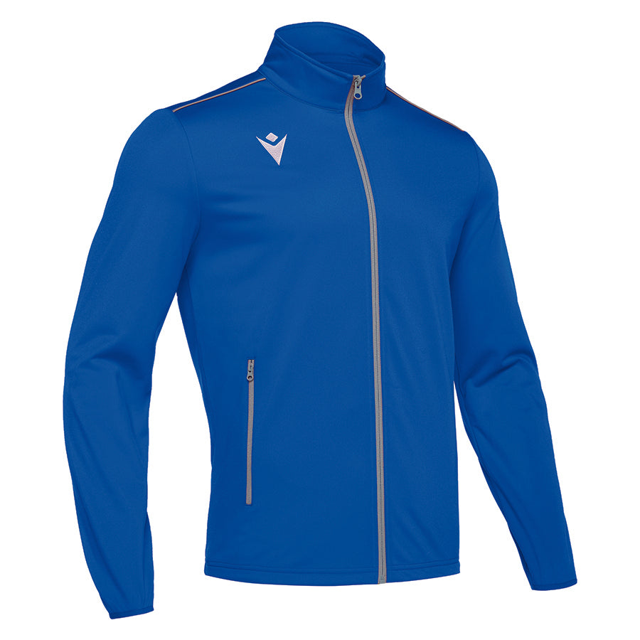 Nemesis Full Zip Top Royal Blue