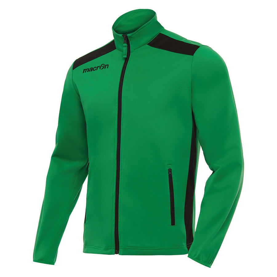 Nixi Zip Top Green/Black