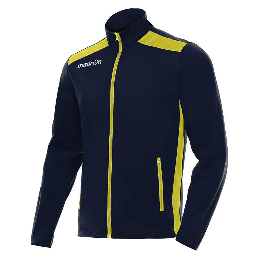 Nixi Zip Top Navy/Yellow