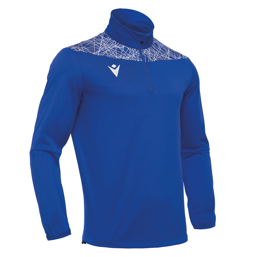 Tagus 1/4 Zip Top Royal Blue/White