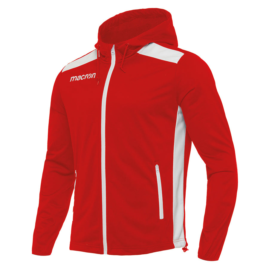 Pan Hoody Full Zip Top
