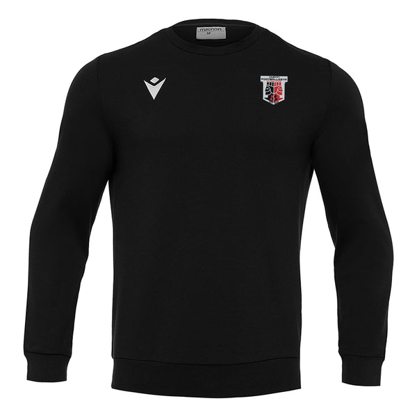 Curtin Footballista jumper black