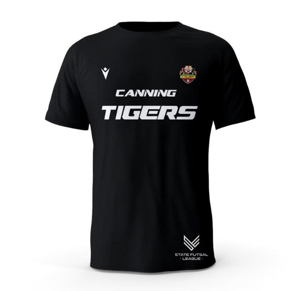Canning Ultra Tigers FC Boost Hero T-Shirt Black