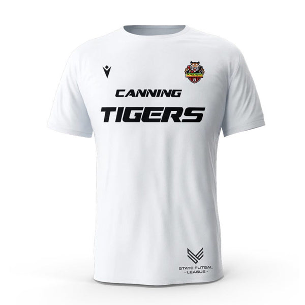 Canning Ultra Tigers FC Boost Hero T-Shirt White