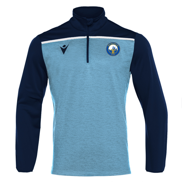 South Perth 1/4 Zip Jumper