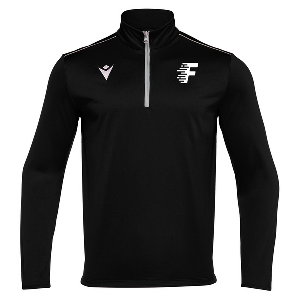 Fremantle FC Havel 3/4 Zip Black (Supporter)
