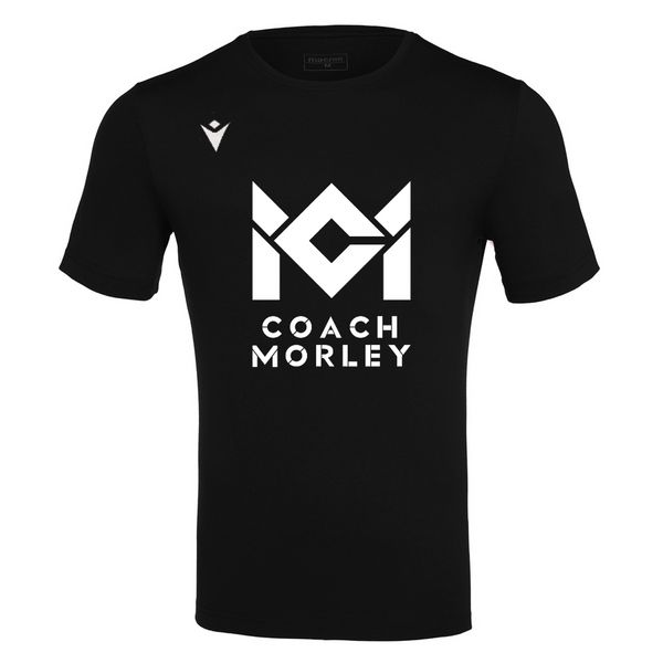 Coach Morley Black T Shirt