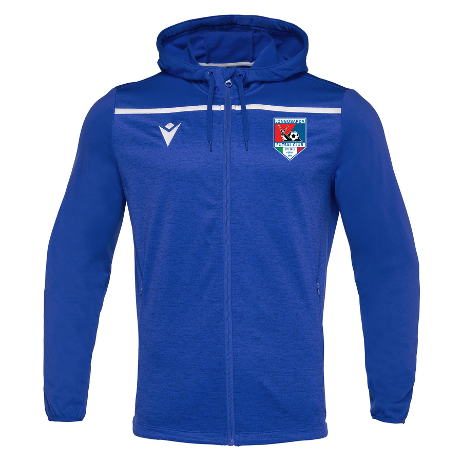 Perth Longobarda FC Player Full Zip Jacket