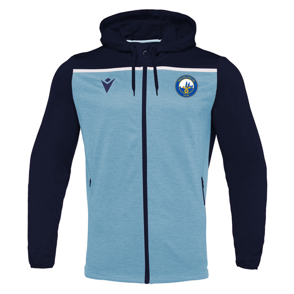 South Perth FC Player Full-Zip Hoodie