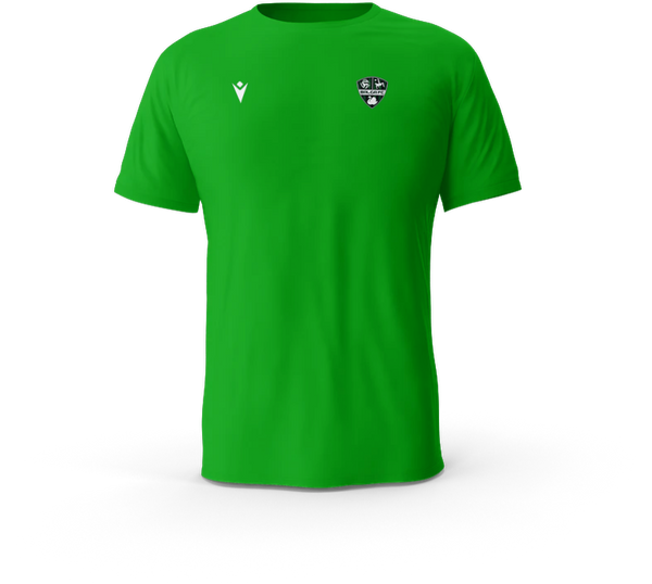 Balga FC Boost Hero T-Shirt Green Small Logo