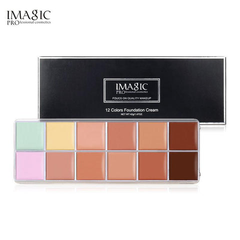 Imagic Foundation Palette