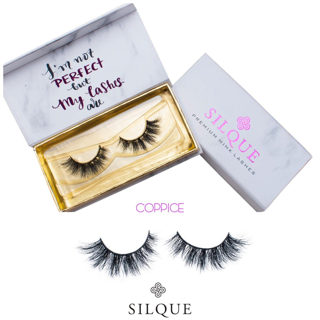 Silque Thick Hair premium Eye lashes Coppice
