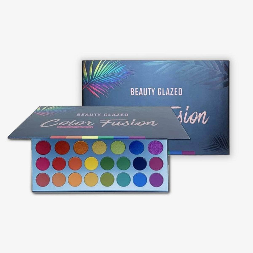 Beauty Glazed Eyes Beauty Glazed Color Fusion Eyeshadow Palette -39 Colors