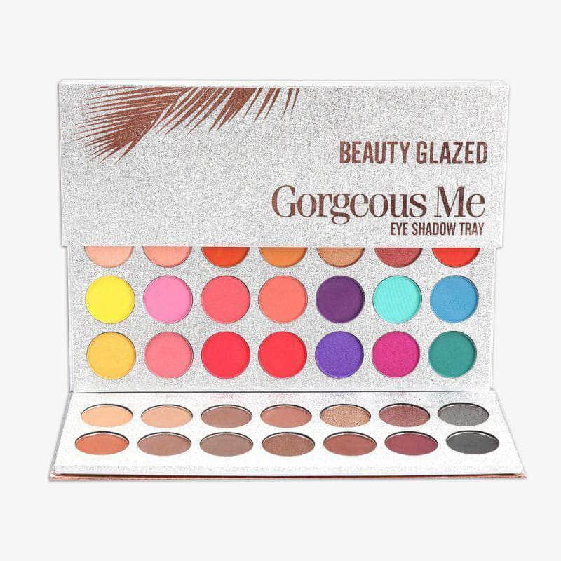 Beauty Glazed Eyes Beauty Glazed Gorgeous me 63 Eyeshadow Palette