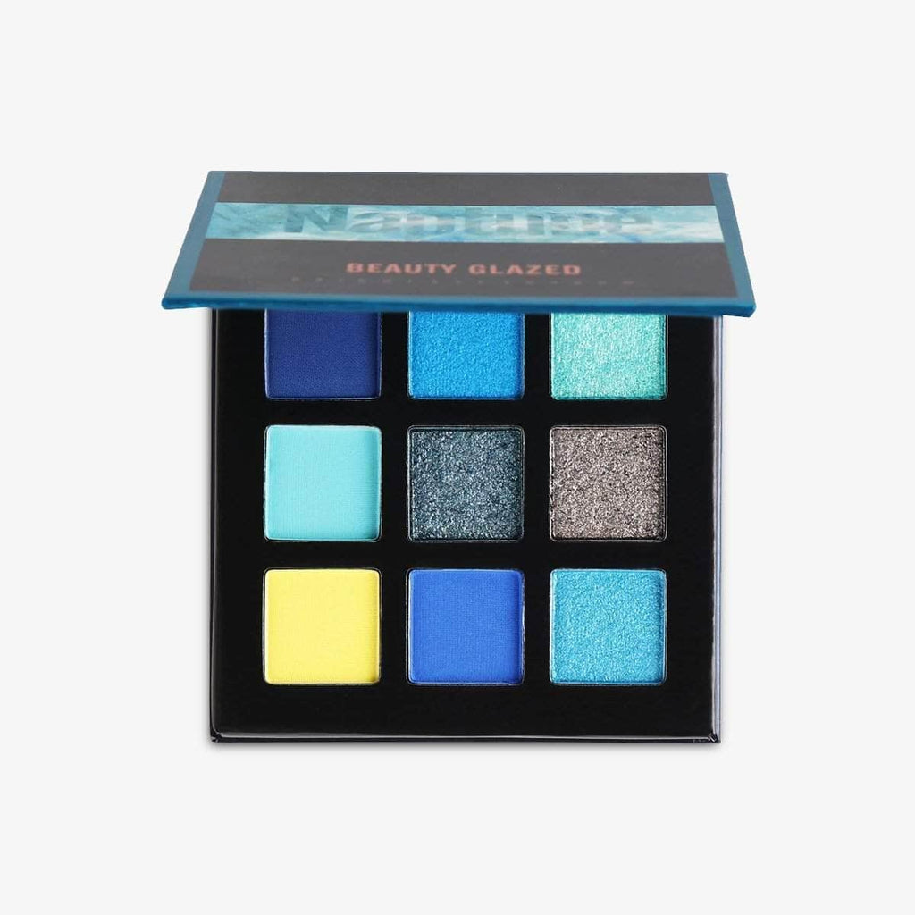 Beauty Glazed Eyes Beauty Glazed Neptune Eyeshadow Palette - 9 Color