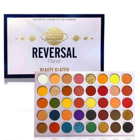 Beauty Glazed Eyes Beauty Glazed Reversal Planet Palette - 40 Color